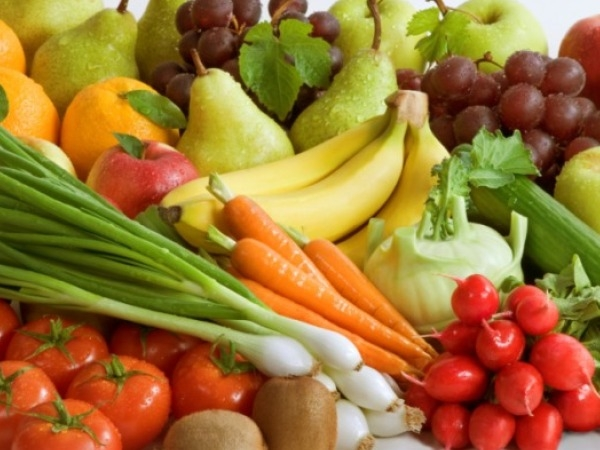 Eat Fruits And Vegetables To Stay Happy
