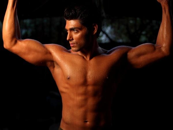 Ruslaan Mumtaaz Shares His Fitness Mantras