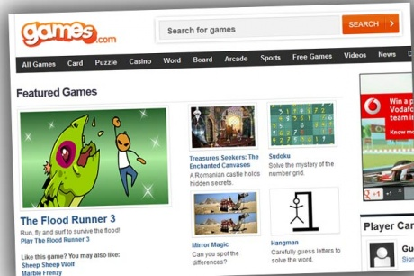 AOL Relaunches Games.com for Online Games