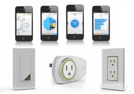 Smartphone App to Control Everything in Your Home