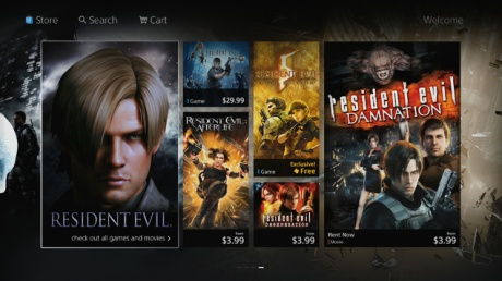 Sony Revamps PlayStation Store