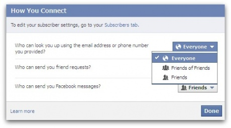 Make Your Phone Number 'More Private' On Facebook