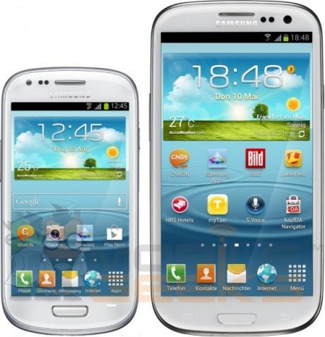 Samsung Galaxy S III Mini Specs Revealed!