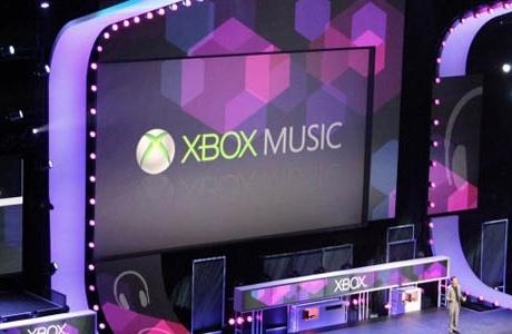 Microsoft Launches Xbox Music Service