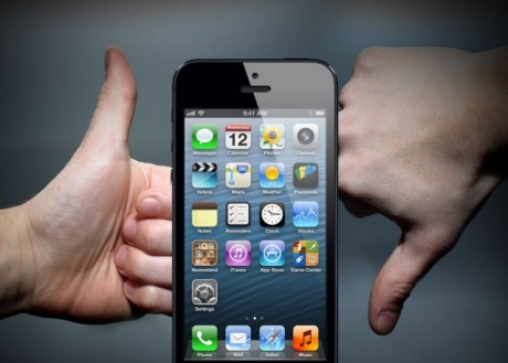 Consumer Reports Gives Apple Iphone 5 a Thumbs-Up