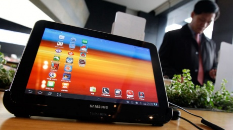 Samsung Allowed To Sell Galaxy Tab In US