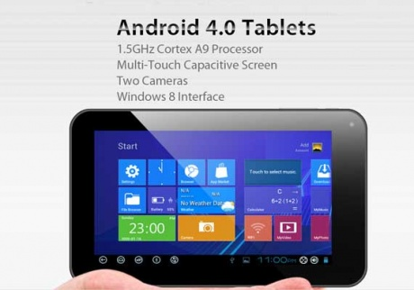 EKEN Launches Android-based Leopard Tablets