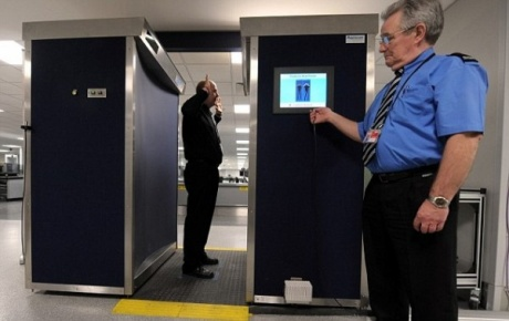 Gen-Next Airport Scanners to Read Every Molecule in Your Body