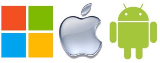 Google, Apple, Microsoft: Crucial Test Ahead