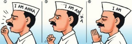 Arvind Kejriwal's Political Makeover