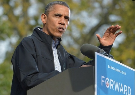 Obama blasts 'the real Romney' after debate failure