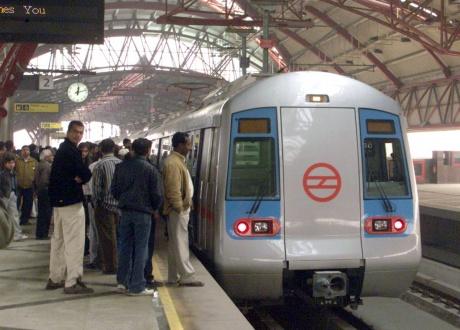 Delhi Metro - Suicide Hotspot