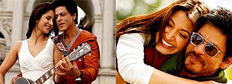 Katrina and Anushka