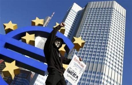 Eyes on Spain as ECB meets, bazooka ready