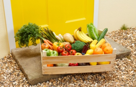 fruits, veges
