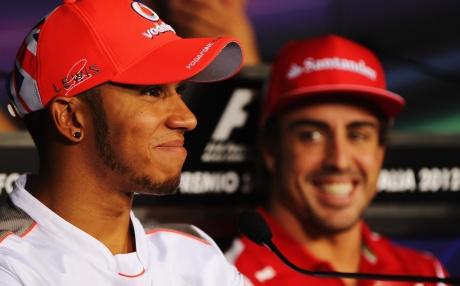 Hamilton backs Alonso to win F1 World Championship