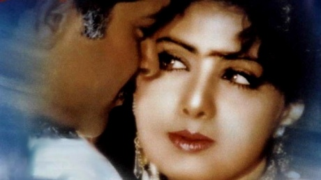 Anil and Sridevi in Lamhe