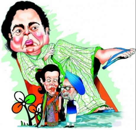 Mamata's Anti-UPA Rally: Does Anyone Care?