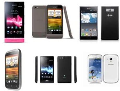 Mid-Range Android 4.0 Smartphones in India