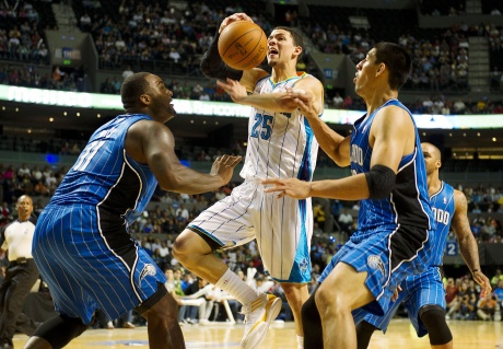 Orlando Magic as the New Orleans Hornets