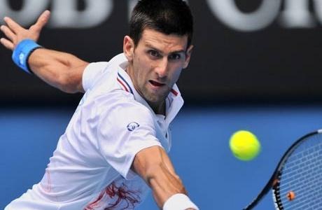 Djokovic into 3rd round at Shanghai Masters
