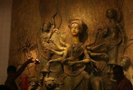 Now, Enjoy Durga Puja on Internet