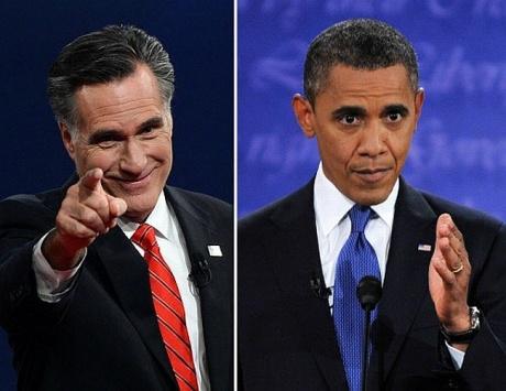 Romney Wins Round One