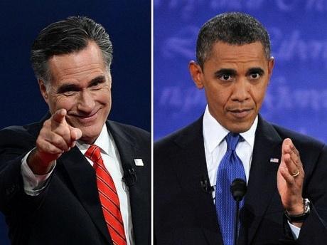 Obama Romney U.S Presidential Debate