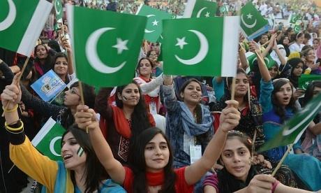 Pakistan Nation Anthem World Record