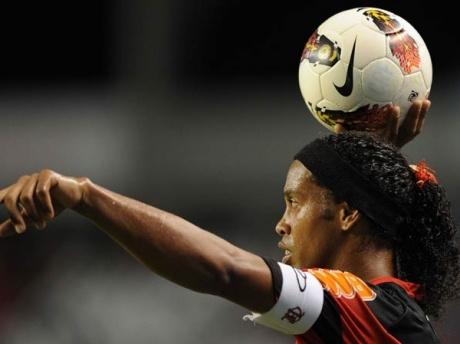Ronaldinho faces last chance for Brazilian title