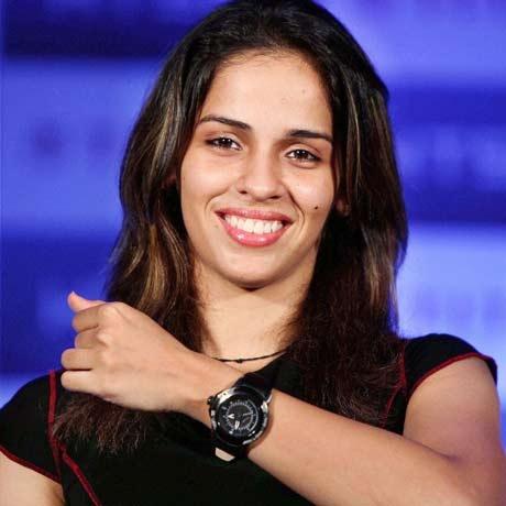 Feeling Fresh & Good: Saina Nehwal