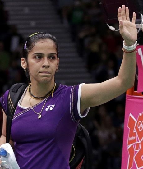 Saina Nehwal is favoured in Paris