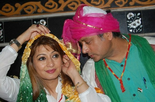 My Wife is Priceless: Shashi Tharoor Hits Back at Narendra Modi
