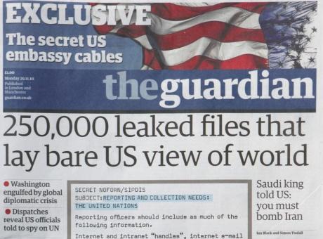 Guardian to Shut Their Print Edition?