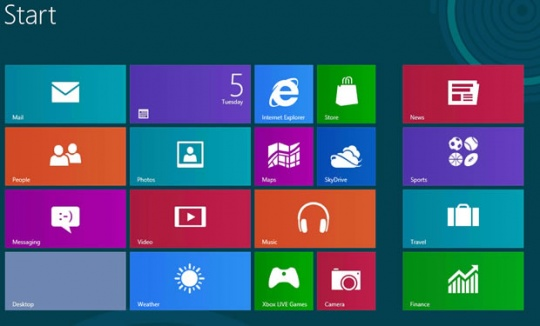 Microsoft Offers Peek into Windows 8, Surface