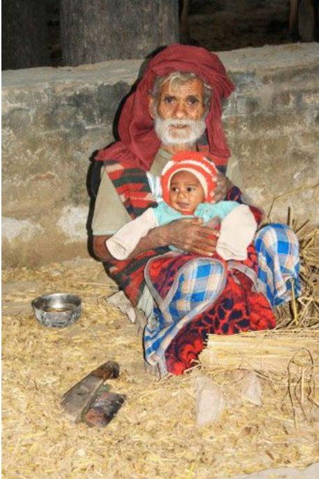 Ramjeet Raghav - World's Oldest Dad