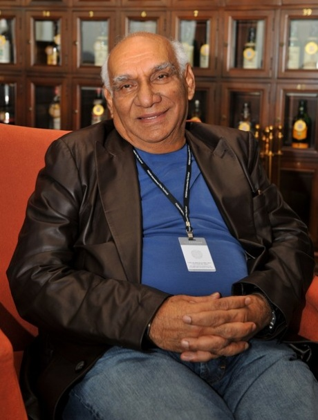 Yash Chopra Passes Away