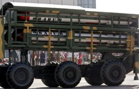 Babur Cruise Missile Hatf-VII