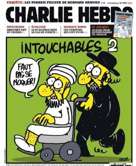 Prophet Mohammed cartoon