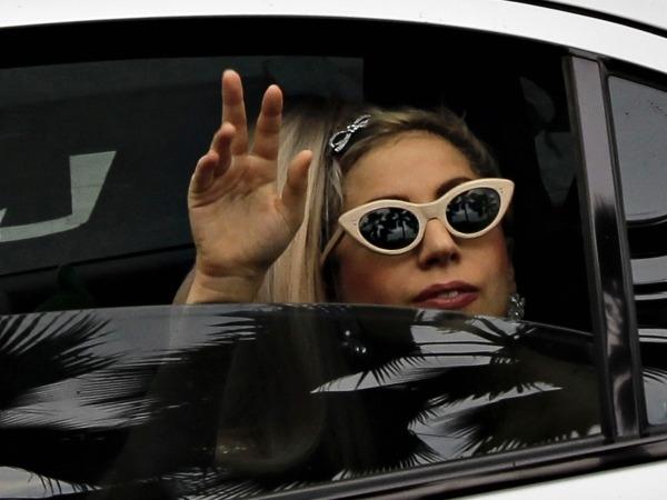 Gaga Blames Dad's Restaurant For Weight Gain