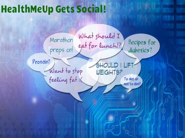 HealthMeUp.com: Now On A Social Network Near You