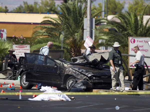 Warnings To At-Risk Drivers Reduce Vehicle Crashes