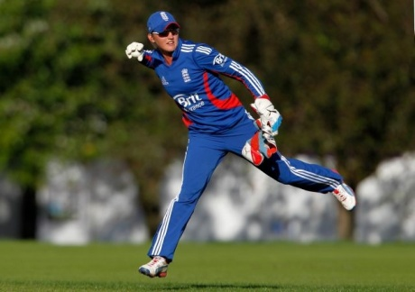 Sarah Taylor is ICC Women's T20 Cricketer of the Year