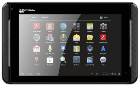 Micromax launches Funbook Infinity P275