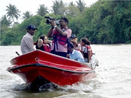 Jungle River Safari