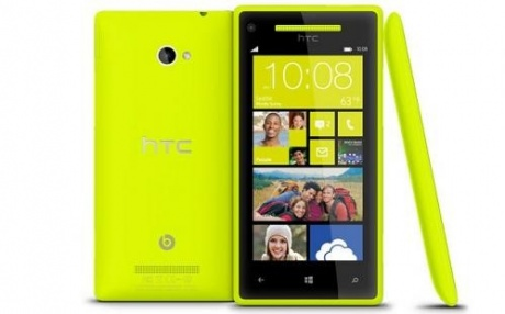 HTC launches Windows-powered smartphones