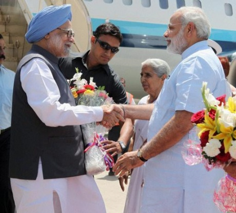 Narendra Modi calls PM