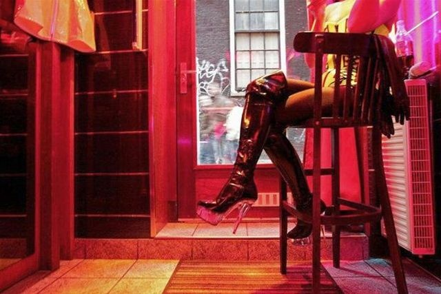 Prostitutes told to wear more clothes