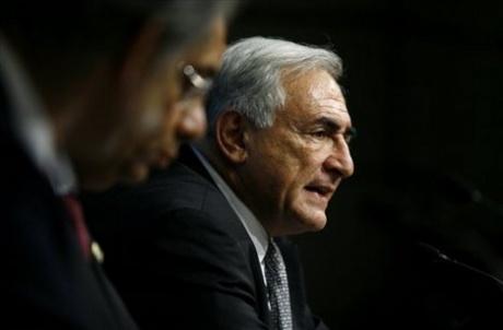 TV exec is Strauss-Kahn's new girlfriend
