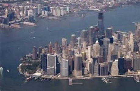Silicon Alley, New York's answer to Silicon Valley growing as an Internet hub